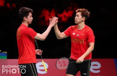 Prediksi Line Up Indonesia vs China di Final Piala Thomas 2020: Marcus Kevin Masih Jadi Andalan