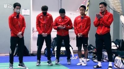 Jelang Final Piala Thomas 2020, Herry IP Ungkap Alasan Duetkan Kevin Sanjaya dengan Daniel Martin
