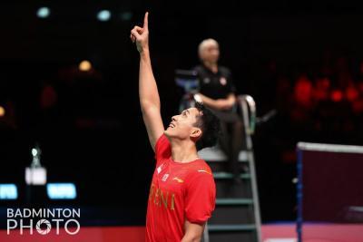 Profil dan Biodata Jonatan Christie, Penentu Kemenangan 3-0 Indonesia atas China di Final Piala Thomas 2020