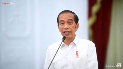 Ikut Rayakan Kemenangan Indonesia, Presiden Jokowi: Piala Thomas Akhirnya Kembali!