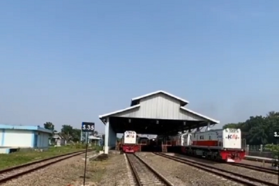 Bengkel Kereta Api Terbesar Indonesia, Ada di Cipinang! Intip Penampakannya