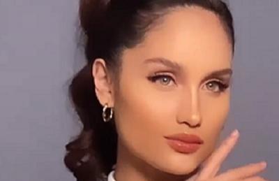 Cantik dengan Makeup Flawless, Cinta Laura Dijuluki Barbie Hidup