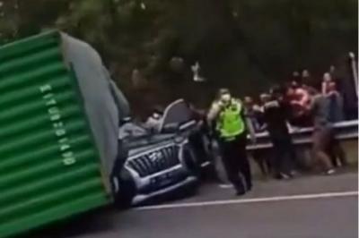 4 Fakta Bos Indomaret Meninggal Kecelakaan di Tol Cipularang