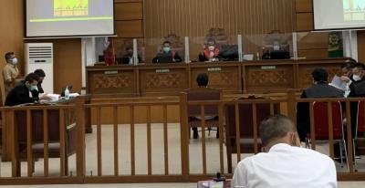 2 Terdakwa Kasus Penembakan Laskar FPI Jalani Sidang Perdana Secara Langsung