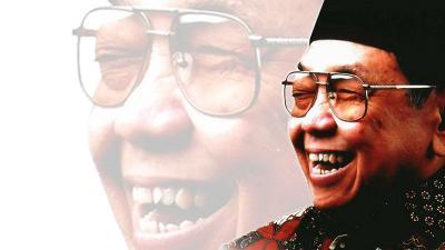 Humor Gus Dur: Abdurrahman Wahid Siapa?