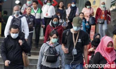 Indikator Wilayah Aglomerasi Berubah, DKI Jakarta Turun Level PPKM?
