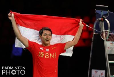 Jadi Penentu Indonesia Juara Piala Thomas 2020, Jonatan Christie Tak Mau Disebut Pahlawan