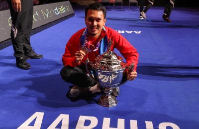 Indonesia Juara Piala Thomas 2020, Mohammad Ahsan Dapat Pesan Manis dari sang Istri