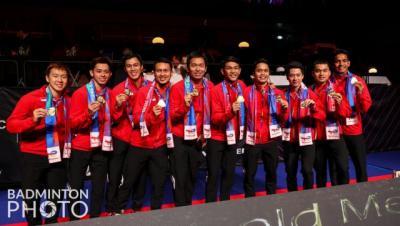 Indonesia Juara Piala Thomas 2020, Denmark Open 2021 Langsung Menanti