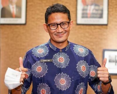Indonesia Juara Piala Thomas 2020, Sandiaga Uno: Terharu dan Bangga!