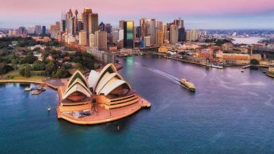 Mulai 1 November, Sydney Hapus Aturan Karantina bagi Pelancong Sudah Divaksin