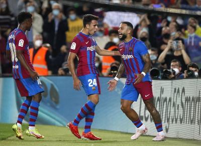 Hasil Barcelona vs Valencia di Pekan Kesembilan Liga Spanyol 2021-2022: <i>Comeback</i>, <i>Blaugrana</i> Menang 3-1