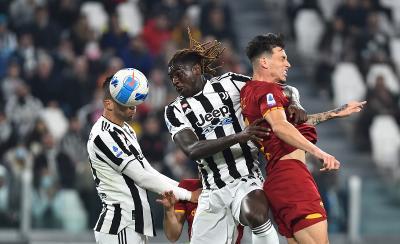 Hasil Juventus vs AS Roma di Pekan Kedelapan Liga Italia 2021-2022: <i>Bianconeri</i> Gasak <i>I Giallorossi</i> 1-0