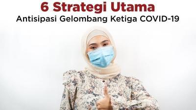 6 Strategi Pemerintah Cegah Gelombang Ketiga Covid-19