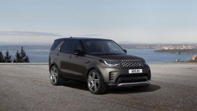 Tampilan Lebih Macho, Land Rover Discovery Metropolitan Edition Harganya Mulai Rp799 Juta