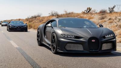 Bugatti Centodieci Lulus Uji Cuaca Panas, Selangkah Lagi Menuju Produksi