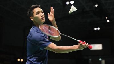 5 Potret Ganteng Jonatan Christie, Penentu Indonesia Juara Piala Thomas 2020