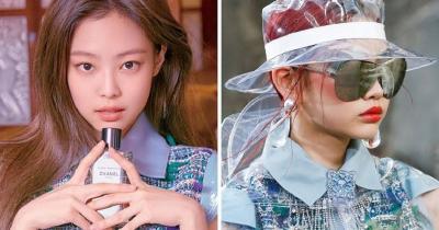 Potret Adu Gaya Jennie BLACKPINK vs Jung Ho Yeon Pakai Outfit Kembar