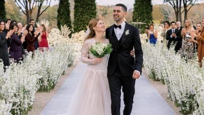 Akhirnya Jennifer Gates Pamer Foto Pernikahan, Intip Kecantikannya Pakai Gaun Pengantin!