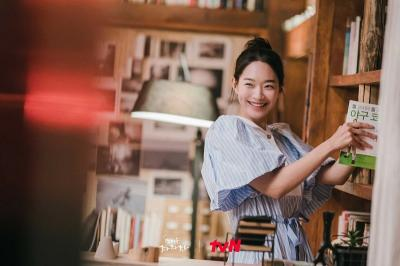 Shin Min Ah Undur Wawancara setelah Kim Seon Ho Tersandung Isu Tak Sedap