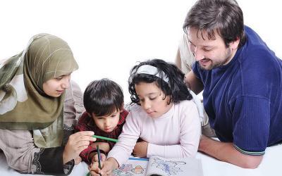 Menilik Konsep Nabi Muhammad Mendidik Keluarga Berakhlak Mulia