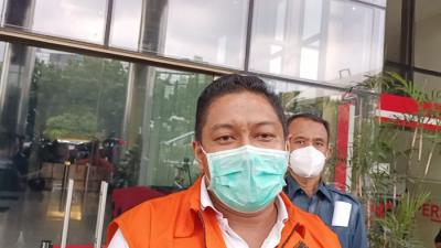 KPK Gali Pengakuan Eks Penyidik Stepanus Robin soal 8 Beking Azis Syamsuddin