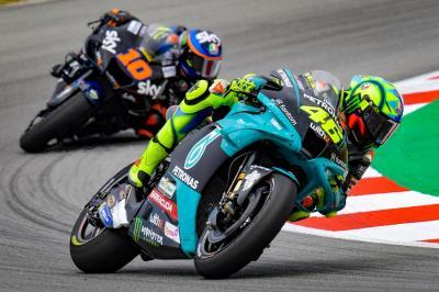 Jadwal MotoGP Emilia Romagna 2021: Valentino Rossi Bangkit atau Terpuruk di Balapan Terakhirnya di Italia?