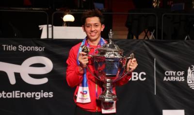 Rian Ardianto Tulis Pesan Menyentuh Usai Indonesia Juara Piala Thomas 2020, Fajar Alfian Justru Ngeledek