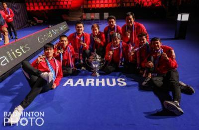 Indonesia Rebut Piala Thomas 2020, Herry IP Bangga Bisa Dampingi Pemain dari Generasi ke Generasi