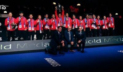 7 Bulan Lagi, Tim Bulu Tangkis Indonesia Juara Piala Thomas 2022?