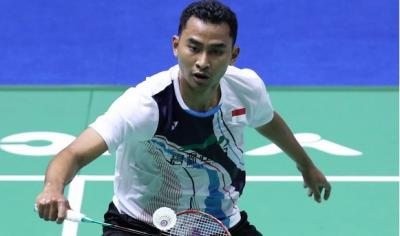 Hasil Denmark Open 2021: Kalahkan Kantaphon Wangcharoen, Tommy Sugiarto Tunggu Anthony Ginting di 16 Besar