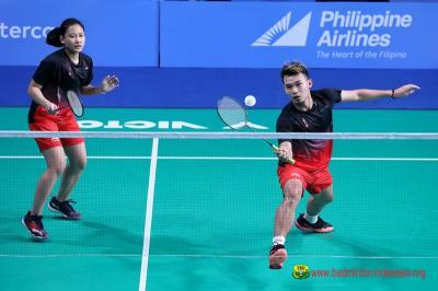 Hasil Denmark Open 2021: Rinov Pitha Kalahkan Wakil Jepang di Babak Pertama