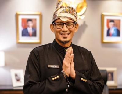 Turis Masuk Bali Wajib Punya Asuransi Rp1 Miliar, Ini Kata Sandiaga Uno