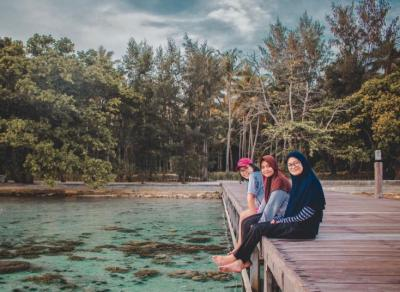 Ada Makam Keramat Bangsawan Kesultanan Banten, Pulau Panjang Bakal Jadi Wisata Religi