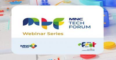 Gratis! MNC Group Gelar Webinar Series