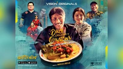 Ada Kisah Cap Go Meh & Barongsai, Episode 2 Vision+ Originals Once Upon a Time in Chinatown