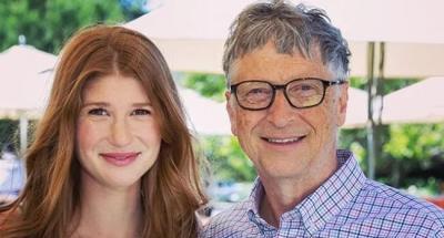 Hartanya Rp1,8 Triliun, Segini Warisan Bill Gates untuk Putrinya Jennifer yang Baru Menikah