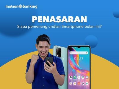 Cek di Sini, MotionBanking dari MNC Bank  BABP  Umumkan Ribuan Pemenang Smartphone!
