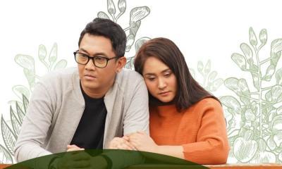 Dudy Oris dan Ilona Tanjung Bahas Single Baru di Live IG Okezone