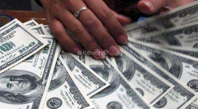 Indeks Dolar AS Lesu Tertekan Euro