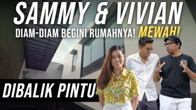 Datangi Rumah Sammy Simorangkir & Viviane, Boy William: Kayak di Beverly Hills
