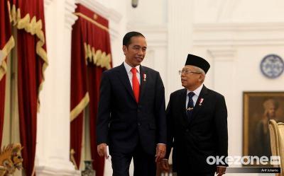 Dua Tahun Jokowi-Ma'ruf, KSP Luncurkan Laporan Tahunan Kinerja Pemerintah