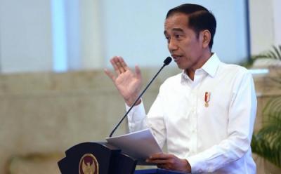 Presiden Jokowi: 270 Juta Rakyat Harus Tervaksinasi Akhir Tahun, Sekarang Baru 171 Juta