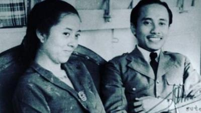 Pertempuran Surabaya Membuat Bung Tomo dan Kekasihnya Jalani LDR