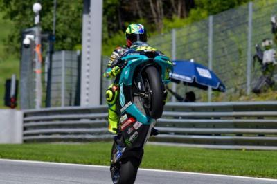 Lakoni Balapan Terakhir di Italia, Valentino Rossi Berdoa Semoga Bisa Raih Hasil Manis