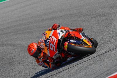 Jelang MotoGP Emilia Romagna 2021, Marc Marquez Tak Sabar Ukir Hasil Bagus Lagi