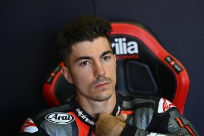 Comeback di MotoGP Emilia Romagna 2021, Maverick Vinales Belum Lepas dari Rasa Sedih