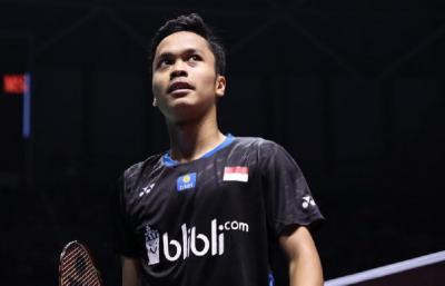 Jadwal Wakil Indonesia di Denmark Open Hari Ini: Anthony Ginting Hadapi Wakil Prancis, Ahsan Hendra Ditantang Ganda Jerman