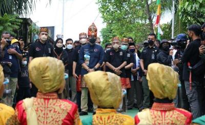 Sandiaga Jadikan Gampong Nusa sebagai Desa Wisata Edukasi Bencana Pertama di Indonesia
