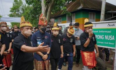 Hore! Sandiaga Akan Buka Kembali Pintu Turis Mancanegara ke Aceh